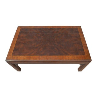 Vintage Chippendale Coffee Table