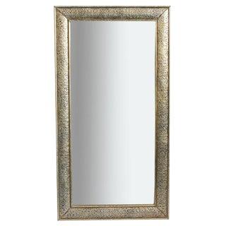 Nickel Mirror Frame