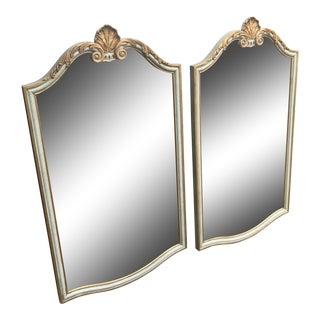 John Widdicomb Antique Mirrors - A Pair