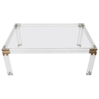 Charles Hollis Jones Style Coffee Table