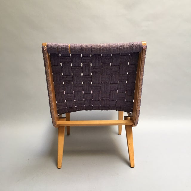 Knoll Lounge Chair by Jens Risom C. 1940s - Image 5 of 10