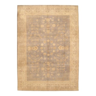 Pasargad N Y Khotan Hand Knotted Rug - 9' X 12'7""