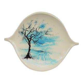 1950's Handmade Serving Platter