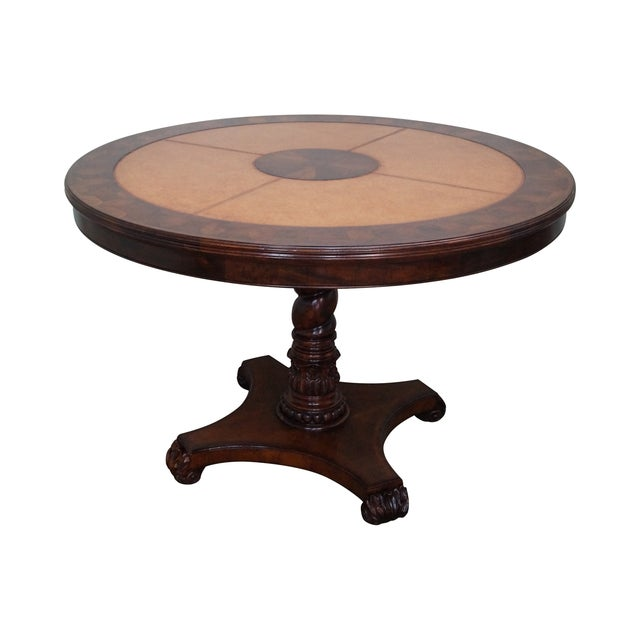 Jonathan Charles Windsor Collection Center Table - Image 1 of 10