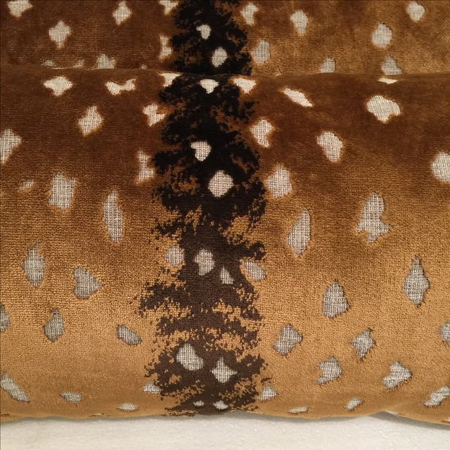 Image of Luxurious Velvets Custom Pillows - Pair