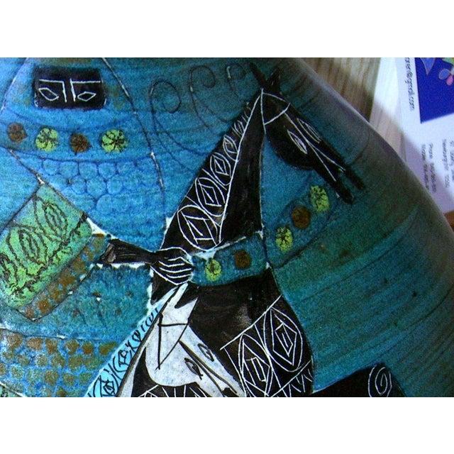 Image of Jean de Lespinasse Hand Thrown Terracotta Vase signed JDL
