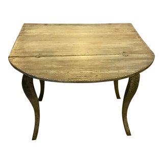 18th Century Swedish Drop-Leaf Table