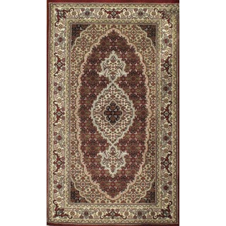 Hand Knotted Indian Bidjar Rug- 2′11″ × 5'