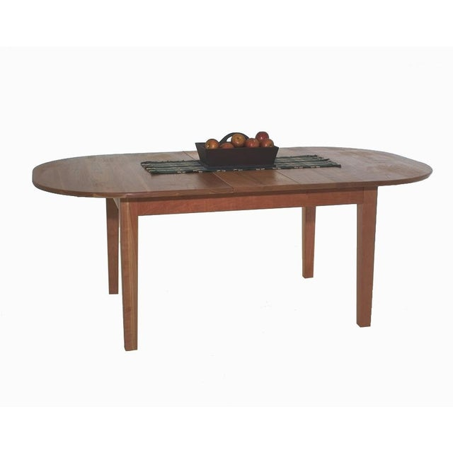 Borkholder Amish Oval Dining Table - Image 8 of 8