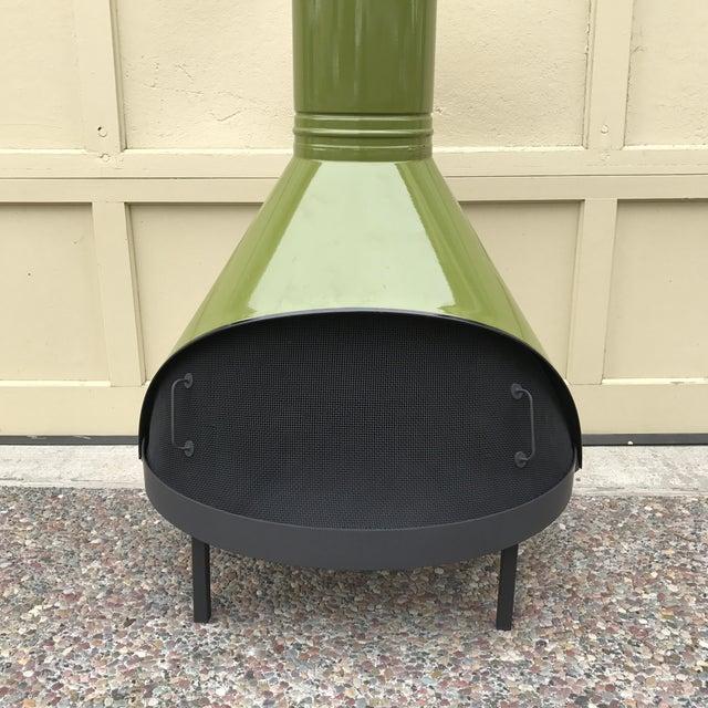 Green Preway Fireplace - Image 4 of 11