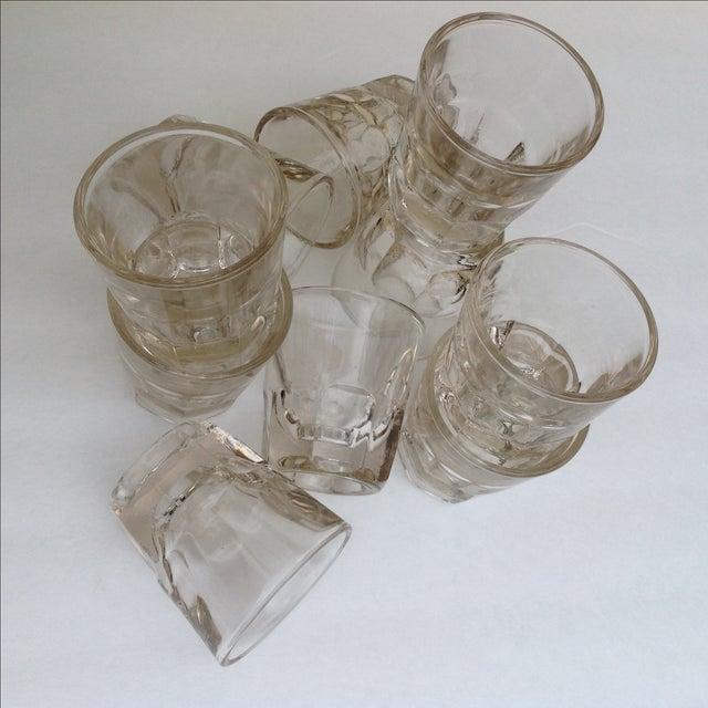 Vintage Rocks Glasses - Set of 10 - Image 7 of 11