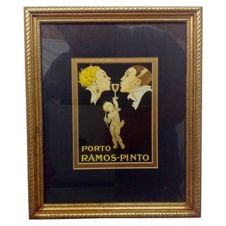 Porto Ramos-Pinto Framed Print by Rene Vincent