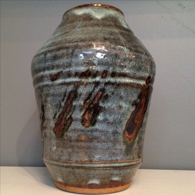 Vintage California Studio Pottery - Image 4 of 7