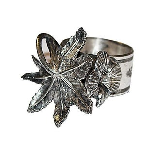 Rogers Silverplate Napkin Ring