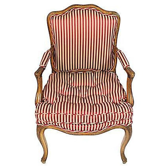 Baker French-Style Armchair - Image 1 of 3