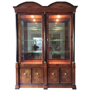 Capuan Illuminated Dining Hutch