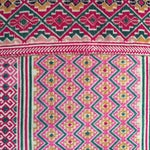 Image of Indian Woven Pillow