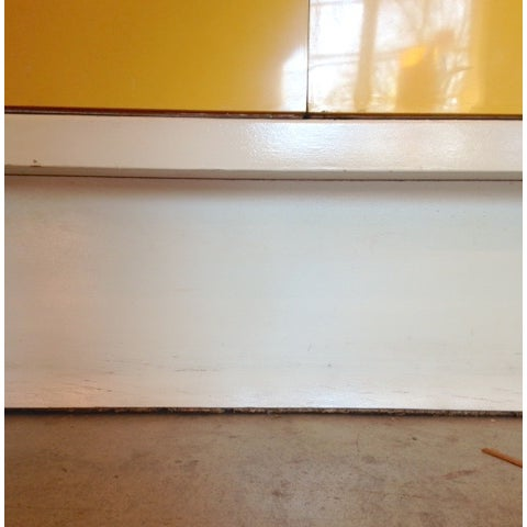 Yellow Broyhill Dresser/ Credenza - Image 5 of 11