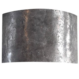 French Hammered Wall Sconce