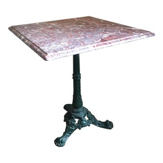 Howard Kaplan French Bistro Table
