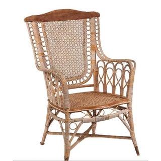 Wakefield Wicker Armchair