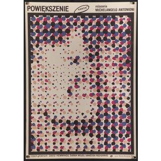 "1987 ""Blow Up"" Polish Film Poster"