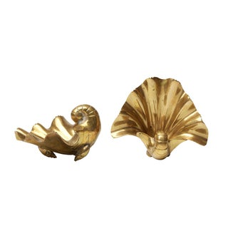 Brass Shells - A Pair