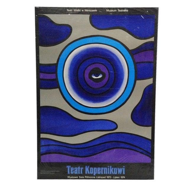 Polish Kopernikowi Theater Poster - Image 1 of 7