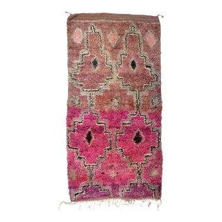 Vintage Moroccan Talsint Rug - 6′2″ × 11′10″