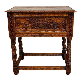 18th Century Spanish Colonial Side Table
