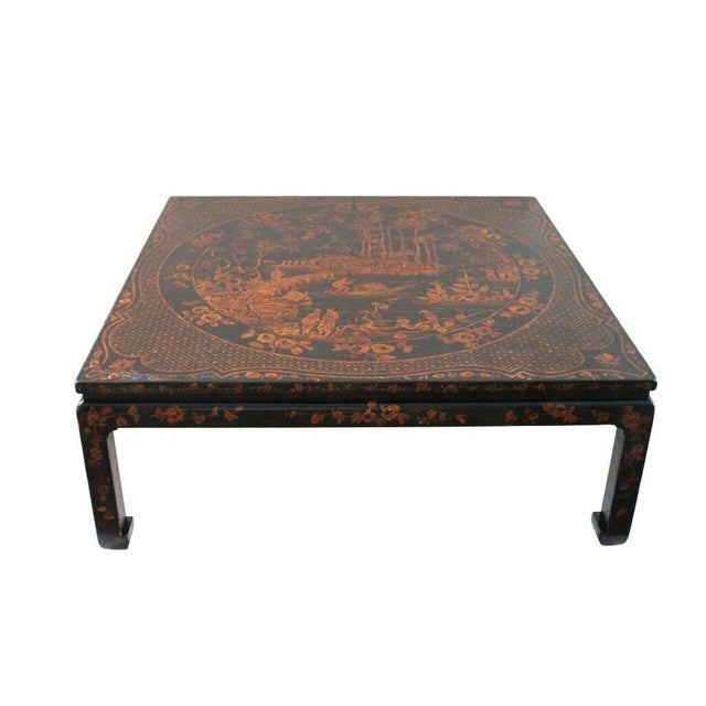 Chinoiserie Coffee Table Chairish