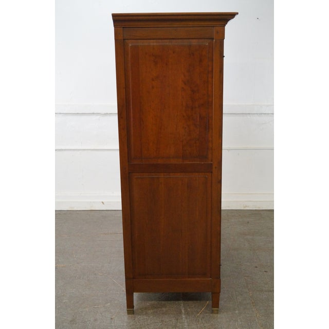 Grange French Directoire Style TV Armoire - Image 3 of 10