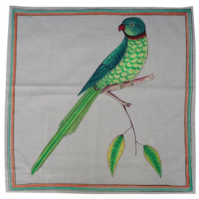 Image of John Robshaw Bird Pillow Cover
