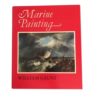 """Marine Painting"" Book by William Gaunt"