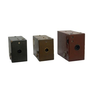 Kodak Box Camera Collection - Brown