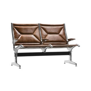 Eames for Herman Miller Tandem Sling Airport Bench