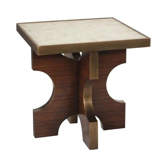 Image of Jigsaw Base Side Table by John Richard