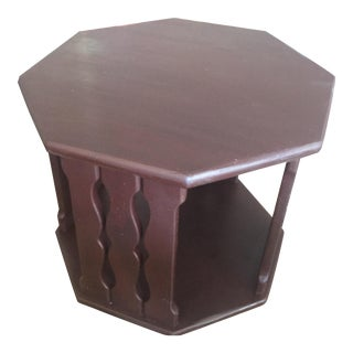 "Ethan Allen ""Old Tavern"" Side Table"