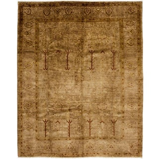 """Vibrance Hand Knotted Area Rug - 8'3"""" X 10'5"""""""