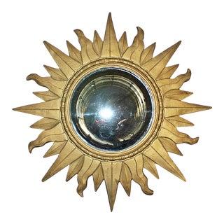 Sunburst Electric Dimensional Mirror