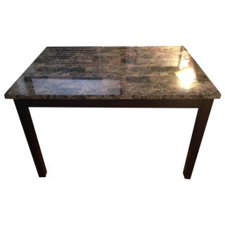 Handmade Marble Top Dining Table