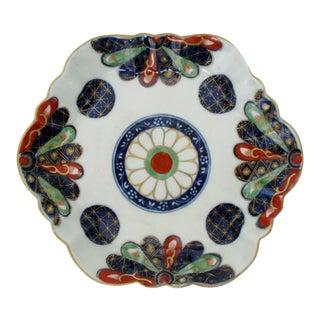 Chinoiserie Ceramic Trinket Dish