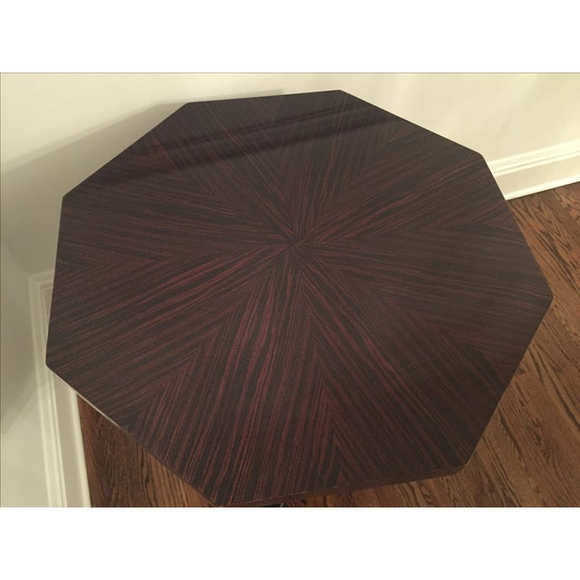 Ralph Lauren Pedestal Side Table - Image 3 of 7