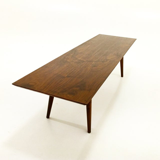 Mid Century Style Rectangular Coffee Table Chairish