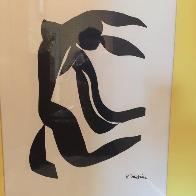 Henri Matisse Black and White Print - Image 3 of 5