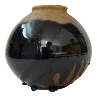 Vintage Hand Thrown Studio Pottery Vase