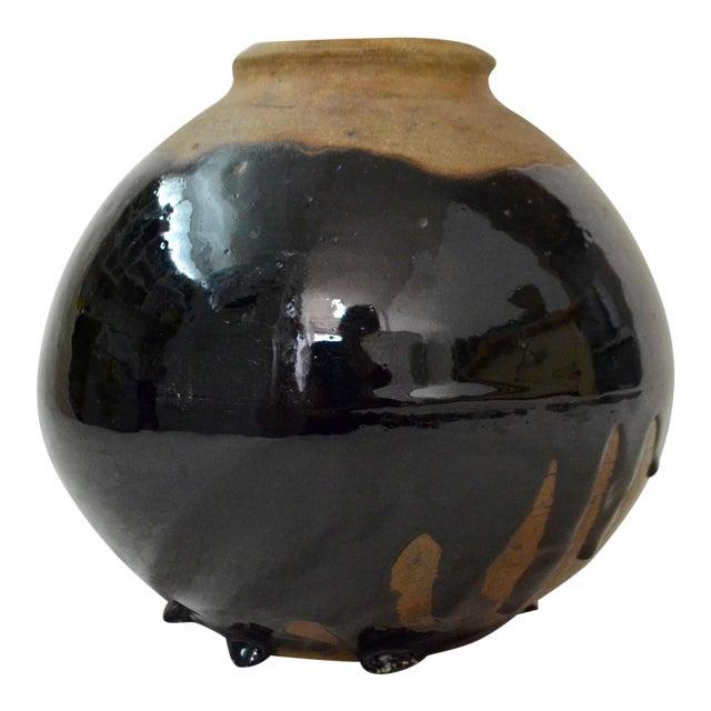 Vintage Hand Thrown Studio Pottery Vase - Image 1 of 11