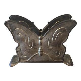 Butterfly Desk Accessory