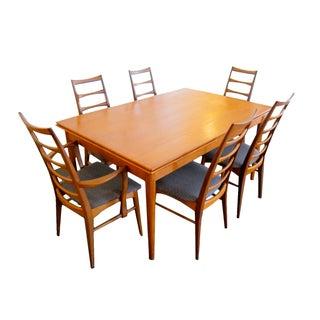 Danish Mid Century Dining Set