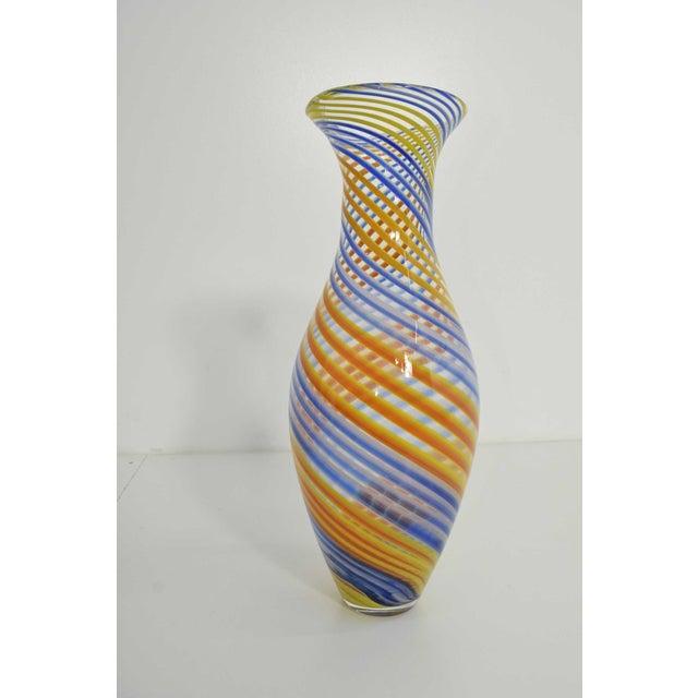 Tall Murano Vase - Image 2 of 5